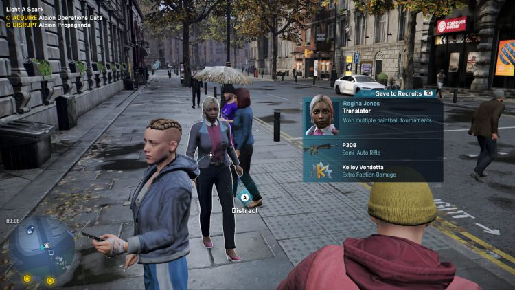 Image showing How to Recruit New Operatives in Watch Dogs Legion.