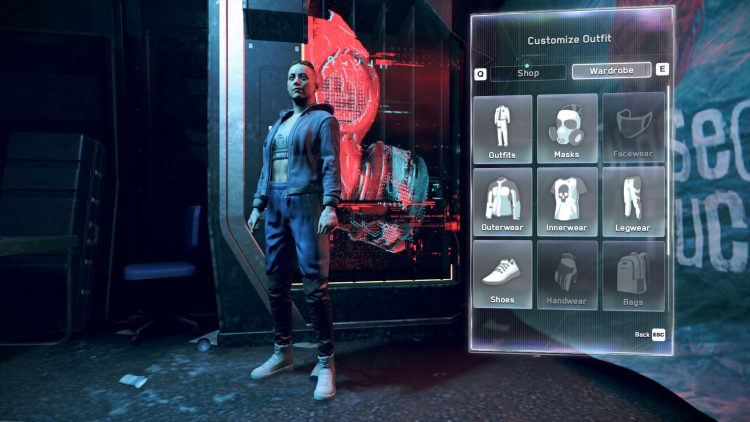 Image showing How to Change Clothing in Watch Dogs Legion.