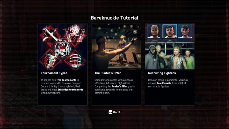 Image showing the Bareknuckle Tutorial.