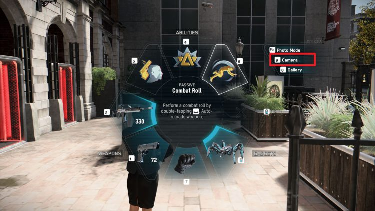 Image showing How to Use the Camera in Watch Dogs Legion.