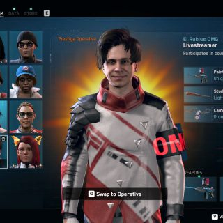 Featured image on Free Prestige Operative in Watch Dogs Legion guide.