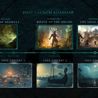 Featured image on Assassin's Creed: Valhalla Post-Launch Content news.