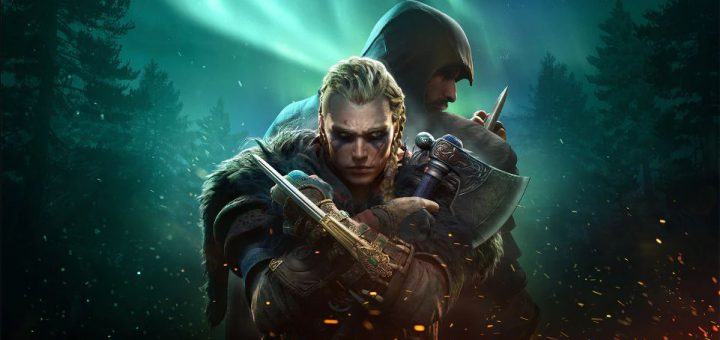 Featured image on Assassin's Creed Valhalla Update 1.2.0 news article.