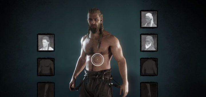 Featured image on How to Get Tattoos in Assassin's Creed Valhalla guide.