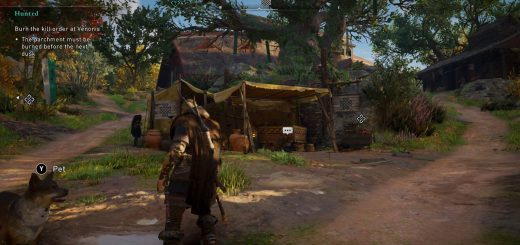 Featured image on Reda's Shop Guide for Assassin's Creed Valhalla.