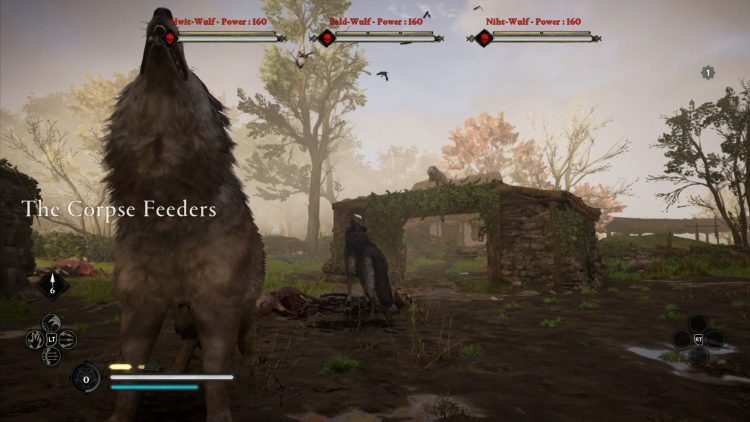 Image showing the Corpse Hunters in Assassin's Creed Valhalla.