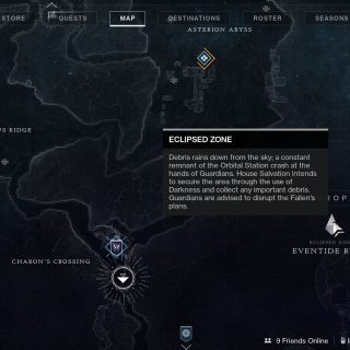 Featured image on Eclipsed Zone location guide.