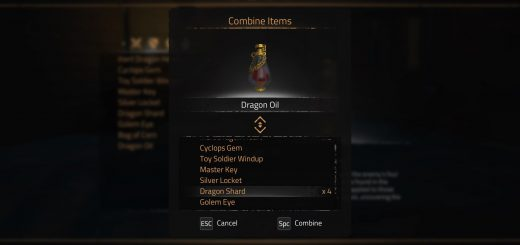 Featured image on How to Make Rare Dragon Shard guide.