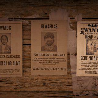Featured image on Gene Finley Legendary Bounty guide.