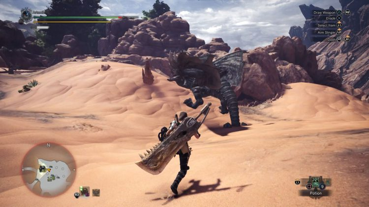 Image showing the Black Diablos in The New World event quest.