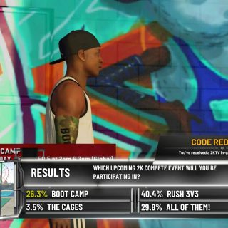 Featured image on NBA 2K21 2KTV Episode 15 Question answers guide.
