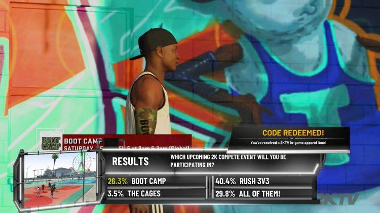 Image showing a NBA 2K21 2KTV Episode 15 Question.