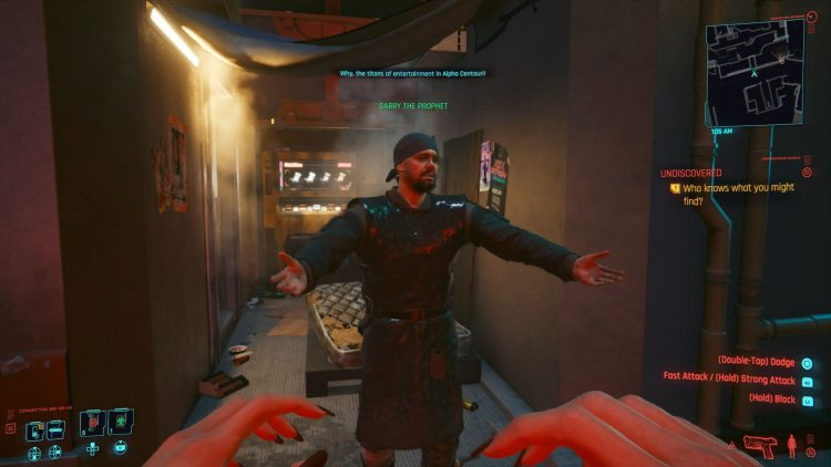 Image showing Cohh Carnage in Cyberpunk 2077.