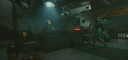Featured image on Where to Find BB in Cyberpunk 2077 guide.