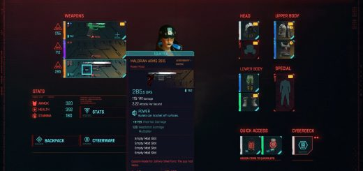 Featured image on How to Get Johnny Silverhand's Gun in Cyberpunk 2077 guide.