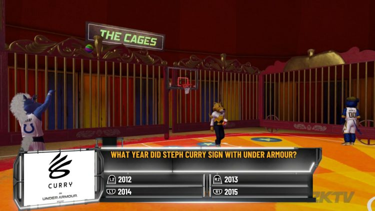 Image showing a NBA 2K21 2KTV Episode 16 Question.