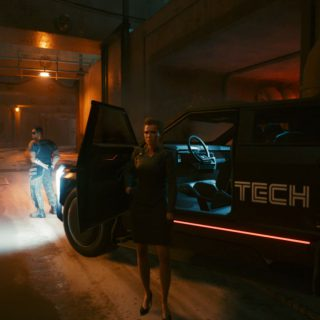 Featured image on 5 Things You Probably Missed in Cyberpunk 2077 list.