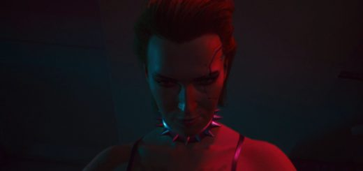 Featured image on How to Romance Meredith Stout in Cyberpunk 2077 guide.