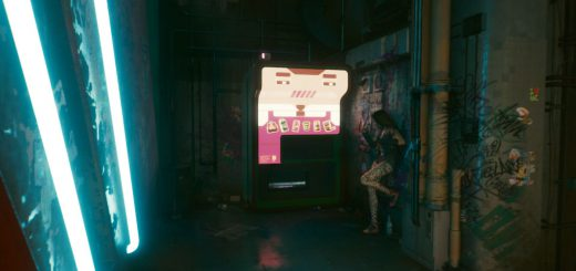 Featured image on Cyberpunk 2077 Coin Operated Boy guide.