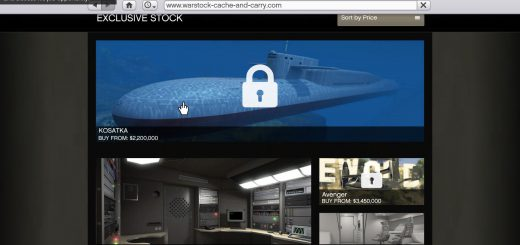 Featured image on everything you need to know about the submarine in GTA Online.