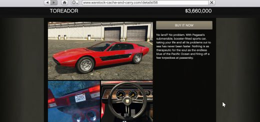 Featured image on Cayo Perico Heist Vehicles List.