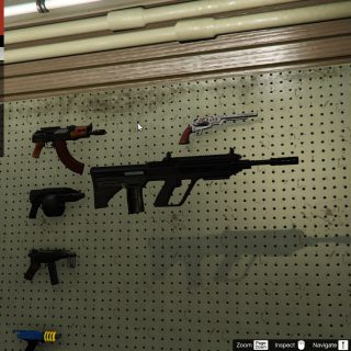 Featured image on Cayo Perico Heist Weapons list.