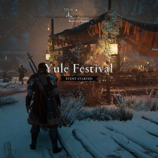 Featured image on Assassin's Creed Valhalla Yule Festival Guide.