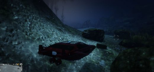 Featured image on GTA Online Underwater Caches Guide.