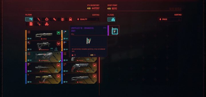 Featured image on How to Make Easy Money in Cyberpunk 2077 guide.