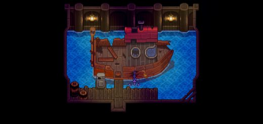 Featured image on How to Go To Fern Island in Stardew Valley guide.