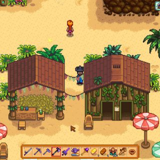 Featured image on Stardew Valley Golden Walnuts Unlocks on Ginger Island.
