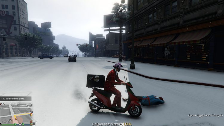 Image showing the second Keinemusik mission in GTA Online.