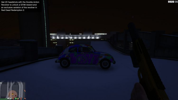Image showing the BF Weevil in GTA Online.
