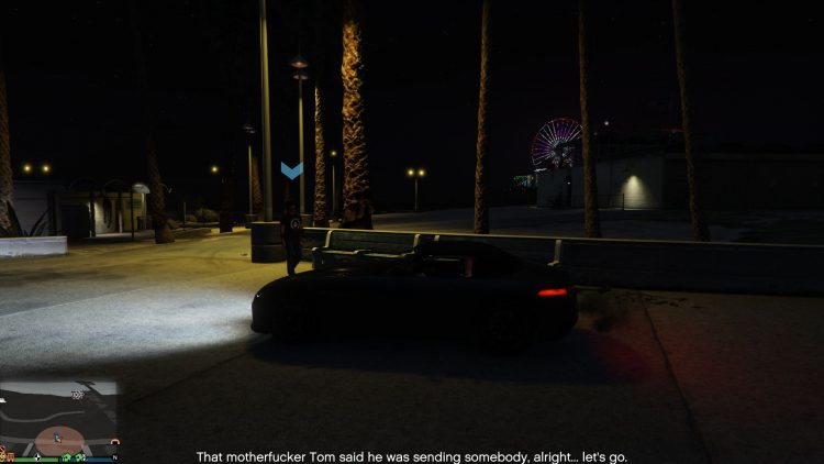 Image showing how to collect Moodymann in GTA Online.