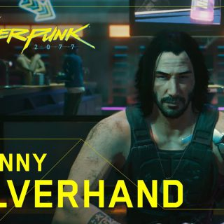Featured image on Johnny Silverhand Easter Egg in Character Creation news.