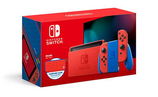 Featured image on Mario Red & Blue Switch Revealed by Nintendo news article.