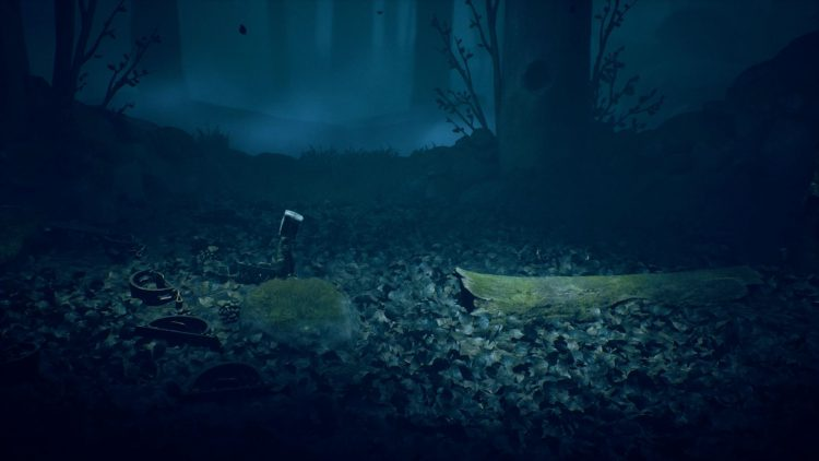 Image showing the bear traps in Little Nightmares 2.