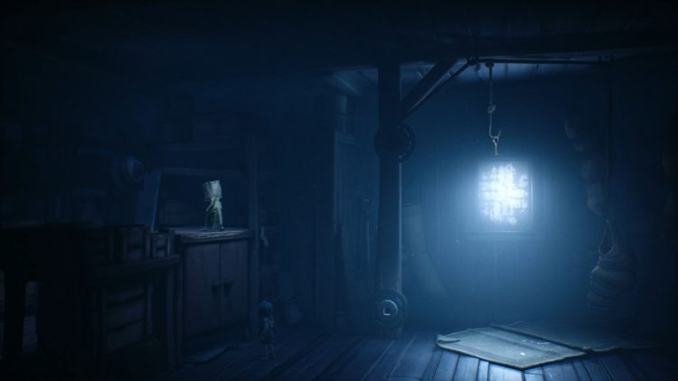 Image showing the Attic in Little Nightmares 2.