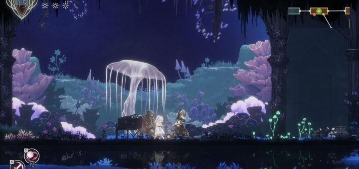 Featured image on Ender Lilies: Quietus of the Knight Early Access Impressions article.