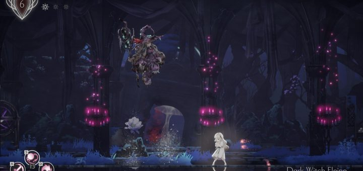 Featured image on Ender Lilies Quietus of the Knights Boss List.
