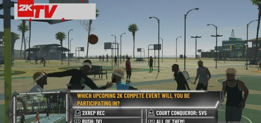 Featured image on NBA 2K21 2KTV Episode 23 Question answers guide.