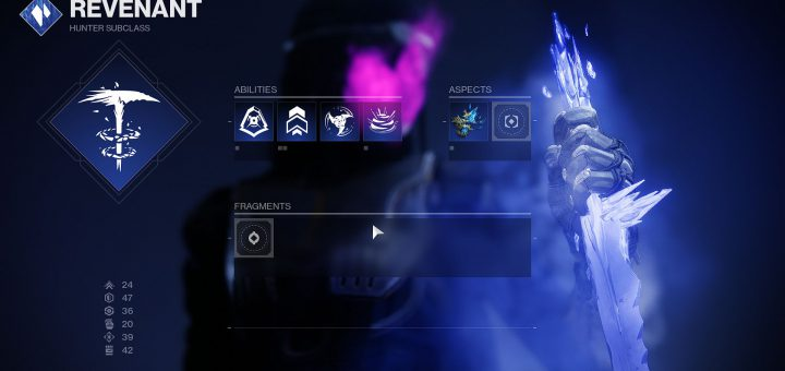 Featured image on Destiny 2 Season 13 Stasis Aspects and Fragments guide.
