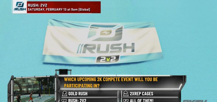 Featured image on NBA 2K21 2KTV Episode 25 Answers guide.