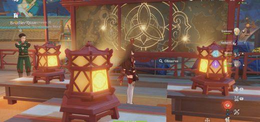 Featured image on Genshin Imapct Illumiscreen II Guide.