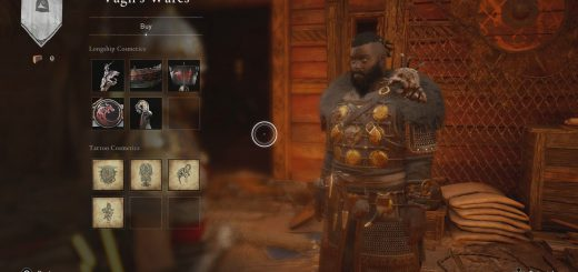 Featured image on Assassin's Creed Valhalla Vagn's Shop Inventory guide.