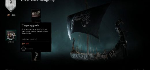Featured image on Carry More Foreign Supplies in Longship guide.