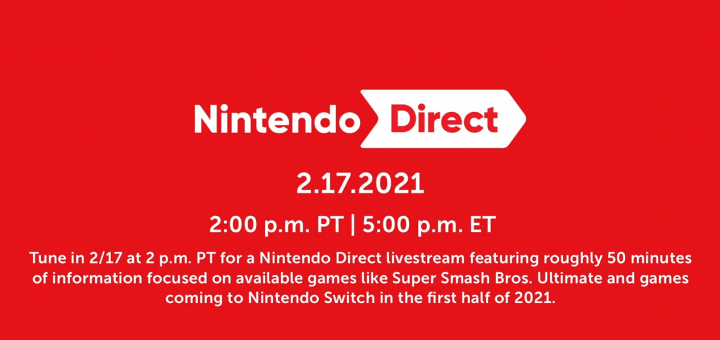 Featured image on Everything Announced in the February 2021 Nintendo Direct news article.