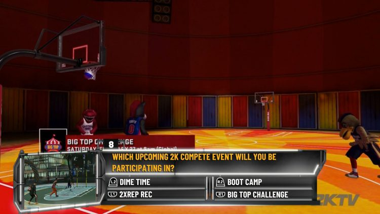 Image showing a NBA 2K21 2KTV Episode 27 Question.