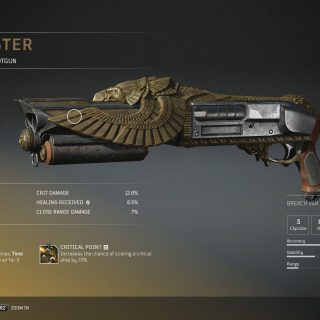 Featured image on Outriders Legendary Weapons guide.
