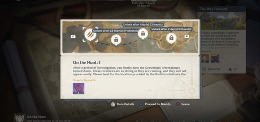 Featured image on Genshin Impact On the Hunt I Guide.